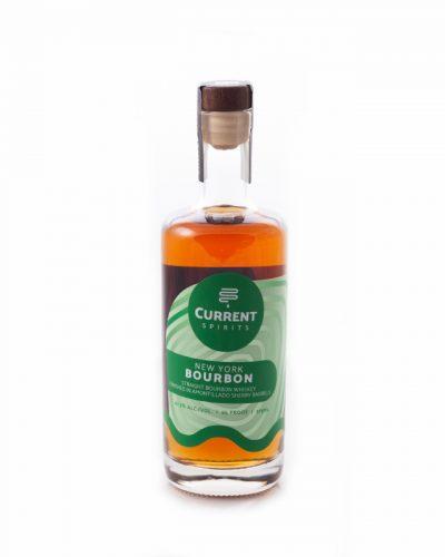 Amontillado Sherry Barrel Bourbon Bottle