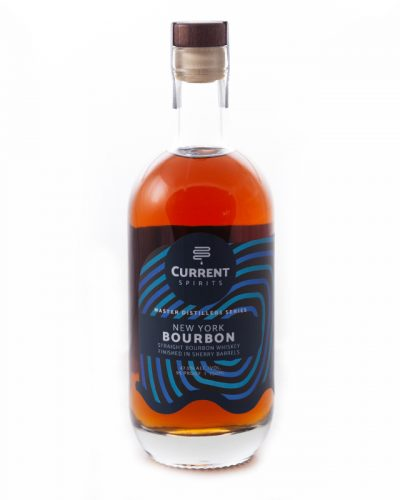 Sherry Barrel Master Blend Bourbon Bottle