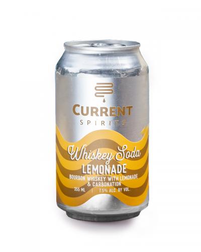 Whiskey Soda Lemonade