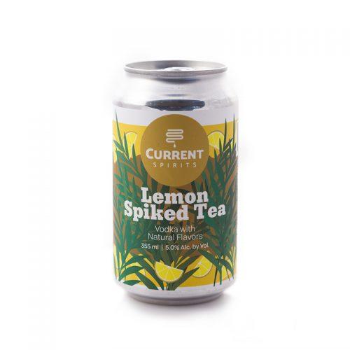 Lemon Spiked Tea